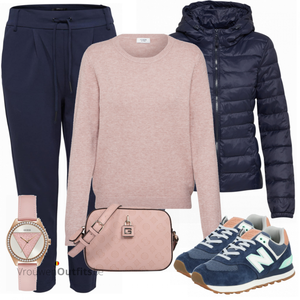 Outfit voor de winter VrouwenOutfits.be