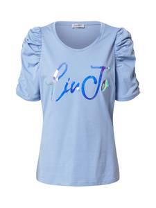 LIU JO JEANS T-Shirt ''MODA'' blau / rauchblau