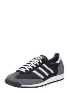 ADIDAS ORIGINALS Sneaker ''SL 72'' schwarz / weiß
