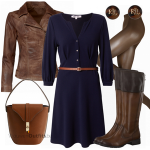 Winterse avond outfit VrouwenOutfits.be