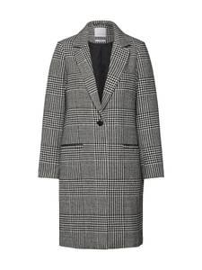 GREYSTONE Mantel grau / weiß