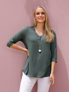 Shirt MIAMODA Grün