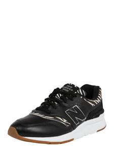 new balance Sneaker weiß / schwarz