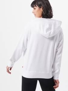 LEVI''S Sweatshirt weiß / silbergrau