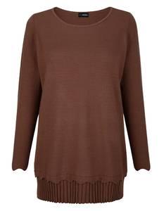 Pullover braun MIAMODA