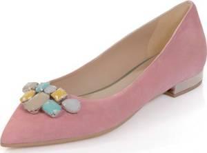 Ballerina Alba Moda rosa