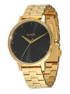 Nixon Armbanduhr Kensington (33 mm) gold / schwarz