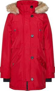 VERO MODA Parka ''VMEXCURSION EXPEDITION AW193/4PARKA NOOS'' rot