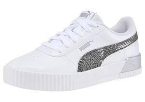PUMA Sneaker ''Carina'' weiß / silbergrau