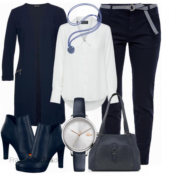 Outfit für die Konferenz FrauenOutfits.de