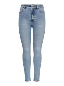 ONLY Jeans ''ONLEMILY LIFE HW ST RAW CRPANK'' blue denim