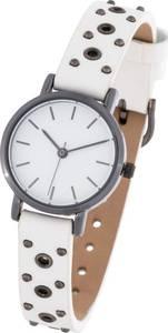 Armbanduhr in weiß für Damen von bonprix