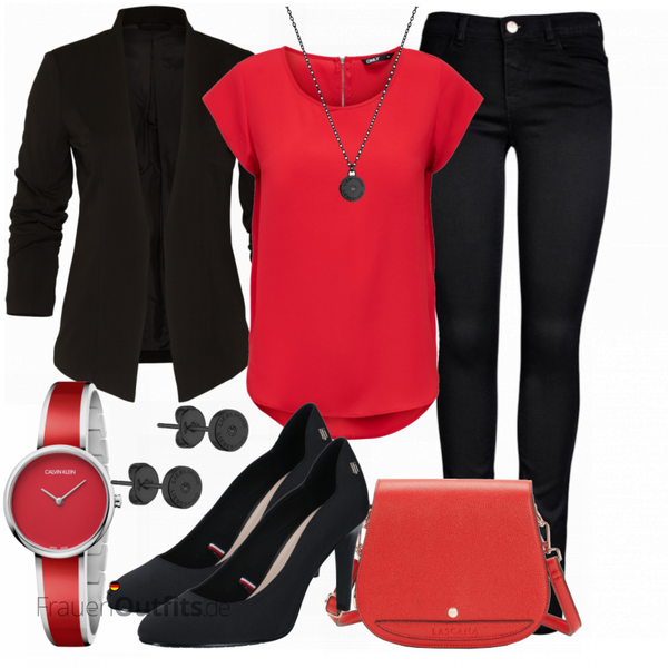 Schickes Business Outfit FrauenOutfits.de