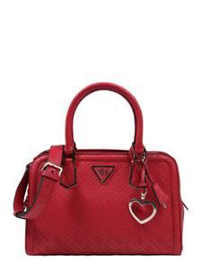 GUESS Handtasche GIRLFRIEND rot