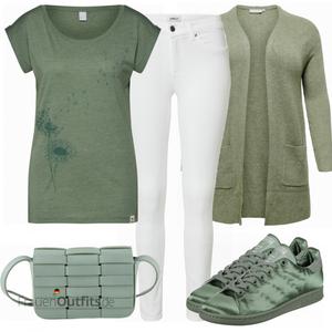 Leichte Frühlings Outfits FrauenOutfits.de