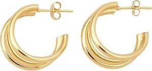 EDITED Ohrringe ''Veda'' gold