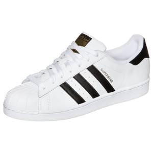 ADIDAS ORIGINALS Sneaker Superstar schwarz / weiß