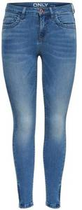 ONLY ''Kendell'' Skinny Fit Jeans blau