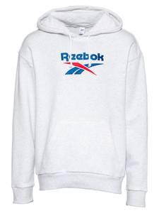 Reebok Classic Sweatshirt blau / rot / weißmeliert