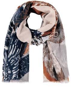 SAMOON Schal mischfarben