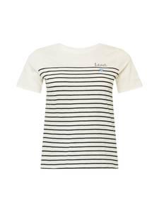 MY TRUE ME T-Shirt weiß / blau