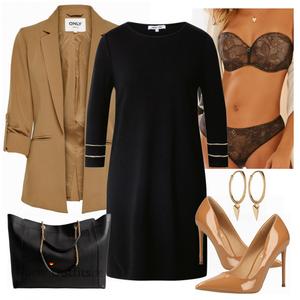 Schickes Outfit für die Konferenz FrauenOutfits.de