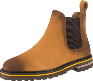 MELVIN & HAMILTON Chelsea Boots ''Susan 10'' cognac / braun / dunkelbraun