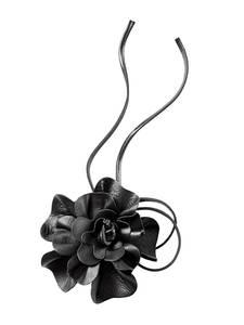 Blütengürtel schwarz Sara Lindholm