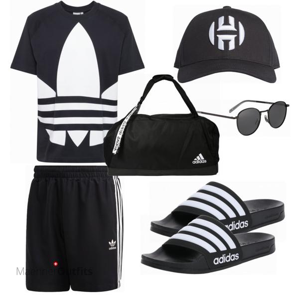 Sommerliches Freizeit Outfit MaennerOutfits.ch