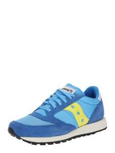 saucony Sneaker ''JAZZ'' gelb / blau / dunkelblau