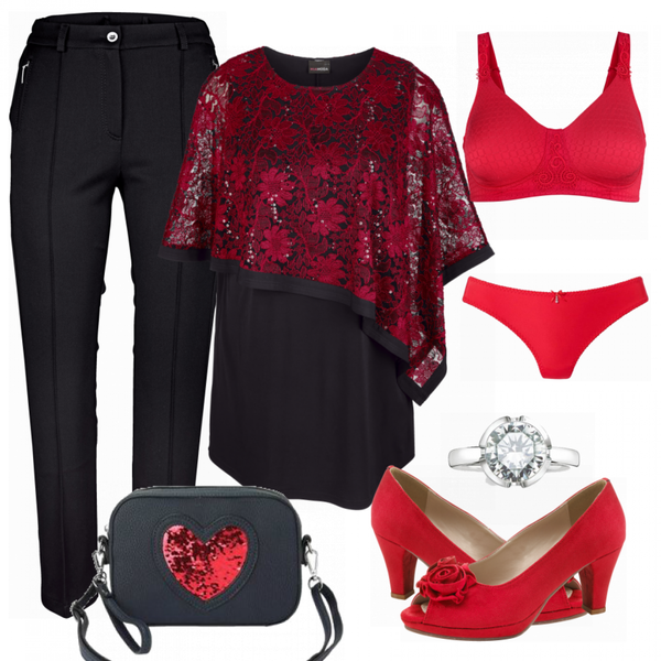 Ghappy rot FrauenOutfits.de