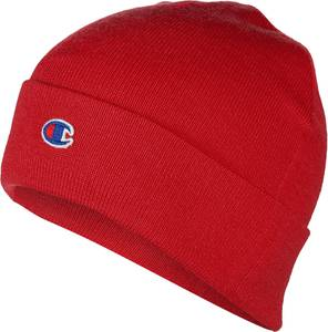 Champion Authentic Athletic Apparel Beanie ''Logo'' rot