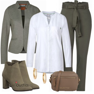 Elegantes Herbst Outfit FrauenOutfits.ch