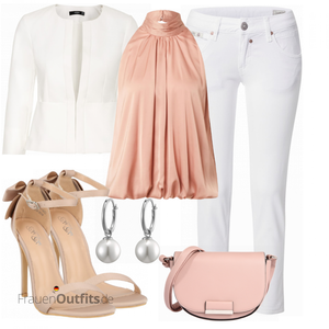 Sommerliche Business Outfit FrauenOutfits.de
