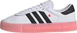 ADIDAS ORIGINALS Sneaker rosa / schwarz / weiß