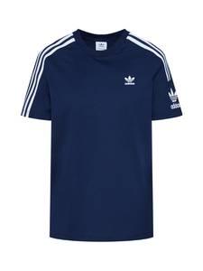 ADIDAS ORIGINALS Shirt navy / weiß