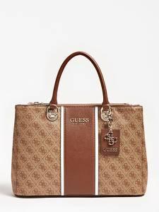 GUESS Handtasche ''Cathleen'' braun / karamell