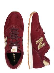 new balance Sneaker ''WL373 B'' bordeaux / gold