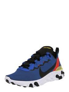Nike Sportswear Sneaker ''NIKE REACT 55'' blau / orangerot / weiß
