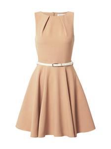 Closet London Kleid ''D2976'' beige