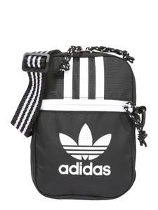 ADIDAS ORIGINALS Tasche schwarz / weiß