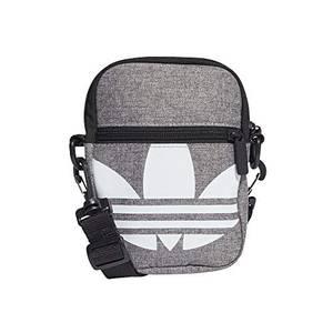 adidas Festival Trefoil Mini Bag Tasche (one Size, Grey)