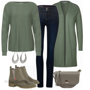 Cooles Herbst Outfit FrauenOutfits.ch