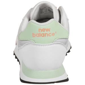 new balance Sneaker weiß / orange