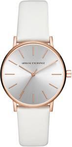ARMANI EXCHANGE Uhr AX5562 rosegold / weiß