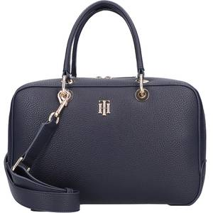 TOMMY HILFIGER Handtasche weiß / rot / marine