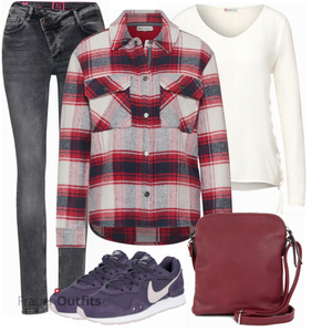 Casual Look FrauenOutfits.ch