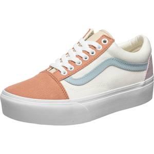VANS Sneaker creme / rauchblau / pastellrot / flieder
