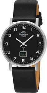 Master Time Uhr schwarz
