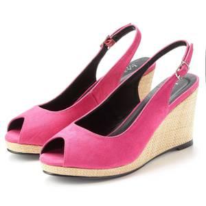 LASCANA Slingpumps pink